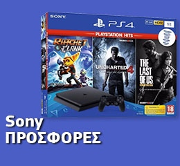 Sony PS4 1TB Slim + Rachet&Clank +The Last of Us Remastered +Uncharted 4