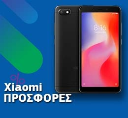 Smartphone Xiaomi Redmi 6A 16GB Dual Sim Black