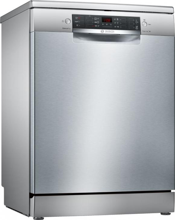 Πλυντήριο Πιάτων Bosch Serie 4 SMS46FI01E Inox Antifinger 60cm Α+++ ... 77cc23d99e6
