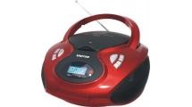 Ράδιο CD United RCD 1340 Κόκκινο
