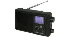 Ραδιόφωνο Roadstar TRA-2425PSW Μαύρο