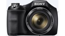 Φωτογραφική Μηχανή Sony DSCH300B Μαύρη