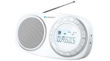 Ραδιόφωνο Blaupunkt BSD-9001 Λευκό