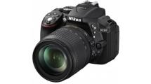 Φωτογραφική Μηχανή Nikon D5300 18-105 VR Kit Μαύρη
