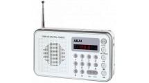 Ραδιόφωνο Akai DR002A-521 Λευκό