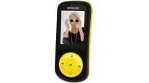 MP4 Player Sencor SFP 5870 BYL Μαύρο-Κίτρινο