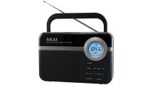 Ραδιόφωνο Akai USB/SD PR006A-471U Μαύρο