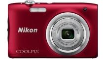 Φωτογραφική Μηχανή Nikon Coolpix A100 Κόκκινη