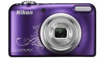Φωτογραφική Μηχανή Nikon Coolpix A10 Μωβ Lineart
