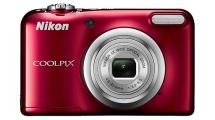 Φωτογραφική Μηχανή Nikon Coolpix A10 Κόκκινη