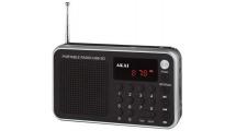 Ραδιόφωνο Akai DR002A-521 Μαύρο
