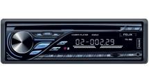 Ράδιο CD Αυτοκινήτου Felix FX-362