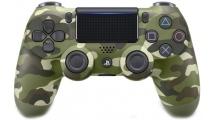 Sony PS4 Dualshock 4 Controller Green Camo V2
