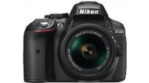 Φωτογραφική Μηχανή Nikon D5300 + AF-P DX Nikkor 18-55 f3.5-5.6G Kit Μάυρη