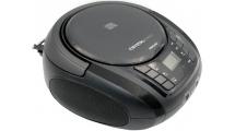 Ράδιο CD Crystal Audio BMB1K Μαύρο