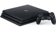 Sony PS4 Pro 1TB Gamma Chassis Black