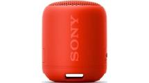 Φορητό Ηχείο Sony SRSXB12R Κόκκινο
