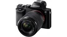 Φωτογραφική Μηχανή Sony ILCE7KB Μαύρη