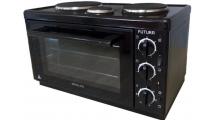 Κουζινάκι Ηλεκτρικό Davoline 4503 T Futura Μαύρο