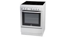 Κουζίνα Κεραμική Indesit I 6 VMH2A (W) Λευκό Α
