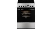 Κουζίνα Κεραμική Zanussi ZCV 65311XA Inox A