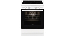 Κουζίνα Κεραμική Zanussi ZCV 65050 WA Λευκό Α