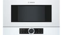 Φούρνος Μικροκυμάτων Bosch Serie 8 BFL634GW1 Λευκό
