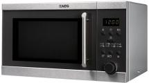 Φούρνος Μικροκυμάτων AEG MFD 2025S-M Inox