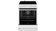 Κουζίνα Κεραμική AEG 40016VS-WN Λευκό Α