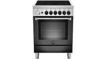 Κουζίνα Κεραμική La Germania AM6 0V 61 C NE Μαύρο Α