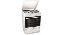 Κουζίνα Μεικτή Eskimo ES 5070 GW Λευκή Α