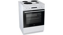 Κουζίνα Korting KE6151 WM Λευκό Α