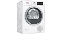 Στεγνωτήριο Ρούχων Bosch Serie 6 WTW87461GR 8 kg A++