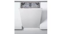 Πλυντήριο Πιάτων Indesit DSIE 2B19 Λευκό 45 cm Α+