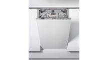 Πλυντήριο Πιάτων Indesit DSIO 3T224 Z E Λευκό 45 cm A++