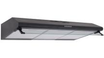 Απορροφητήρας Eskimo ES 3070 BL Μαύρο 70 cm