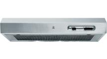 Απορροφητήρας Indesit ISLK 66 LS X Inox 60 cm