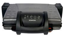 Τοστιέρα - Γκριλιέρα Kenwood HG210 Μαύρο