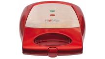 Τοστιέρα Hobby ST-09 Κόκκινο/Inox