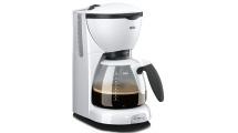 Καφετιέρα Φίλτρου Braun KF520/1 CaféHouse PurAroma Λευκό