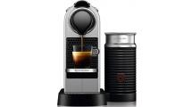 Καφετιέρα Nespresso Krups Citiz & Milk XN760BS Ασημί