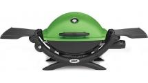 Ψησταριά Υγραερίου Weber Q 1200 Πράσινο