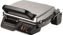 Τοστιέρα-Γκριλιέρα Tefal Compact Grill GC3050 Μαύρο/Inox