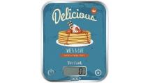Ζυγαριά Κουζίνας Tefal Optiss Pancakes BC5119V0 Μπλέ