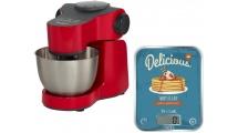 Κουζινομηχανή Moulinex Wizzo QA3115 & Δώρο Ζυγαριά Κουζίνας Tefal BC5119V0