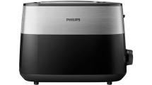 Φρυγανιέρα Philips HD2515/90 Μαύρο/Inox
