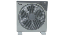 Ανεμιστήρας Box Fan Primo KYT-12 12'' 30 cm Λευκό/Γκρί