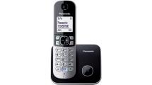 Ασύρματο Τηλέφωνο Panasonic KX-TG6811GRB Black