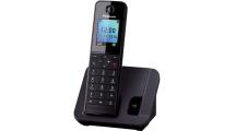 Ασύρματο Τηλέφωνο Panasonic KX-TGH210GRB Black