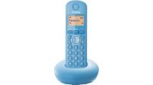 Ασύρματο Τηλέφωνο Panasonic KX-TGB210GRF Blue